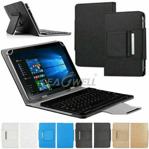 For Samsung Galaxy Tab A 7.0 8.0 10.1 T510 Tablet Case Bluetooth Keyboard Cover
