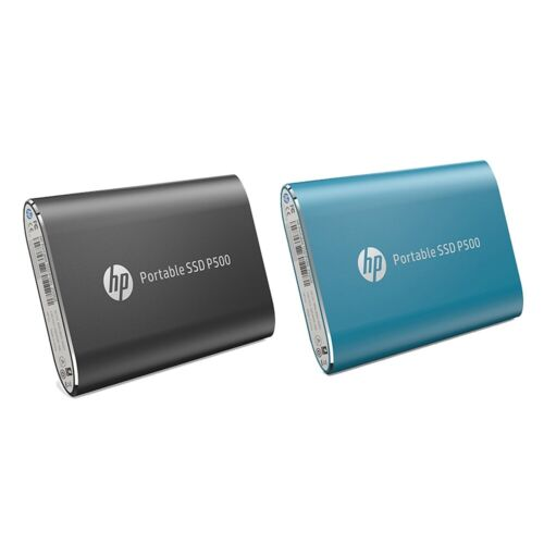 HP P500 120GB 250GB 500GB 1TB USB 3.2 Gen 2 Portable SSD