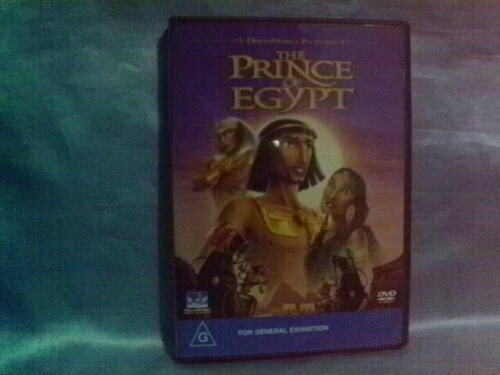 THE PRICE OF EGYPT DVD