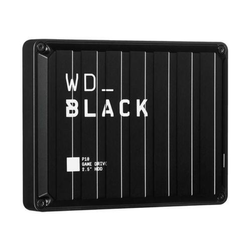 """WD BLACK P10 2TB Game Drive for XBOX PS4 2.5"""" External Drive Portable HDD"""