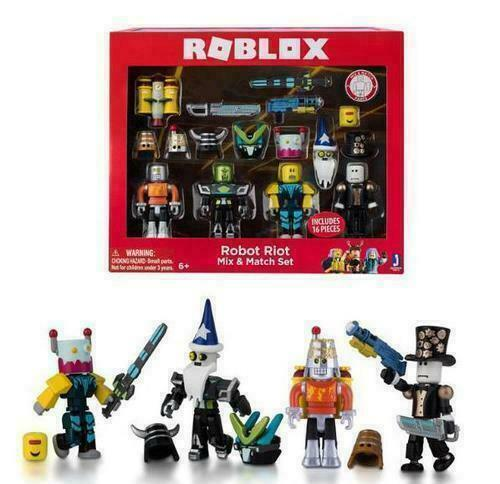 Details About Random 15pcs Roblox Champion Legends Mystery Robot Figure Toy All Different Roblox Figures Got Free Shipping Au