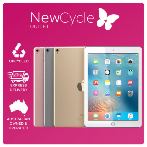 """Apple iPad Pro 9.7"""" All Colours Tablet Express Delivery 12 Month Warranty"""