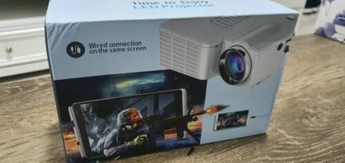 LED Projector Barely Used UC28C