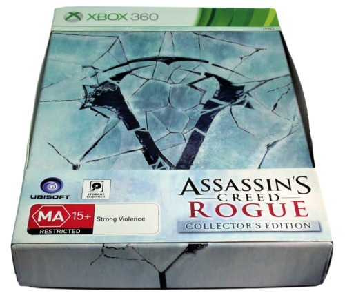 Assassin's Creed Rogue Collectors Edition XBOX 360 PAL *Complete*