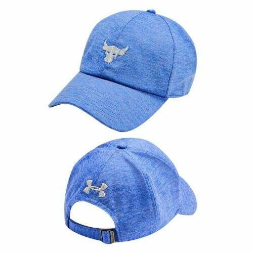 Under Armour Womens Project Rock Strong Cap Baseball Hat 1347413 591