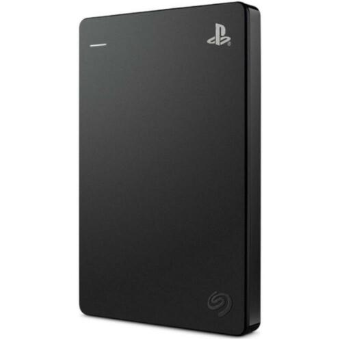 2TB Seagate Game Drive External Hard Drive For PS4 PlayStation USB 3.0 BLK
