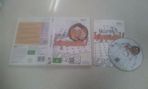 Margots Bepuzzled Wii Game USED PAL Region