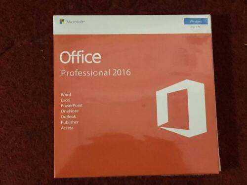 Office Professional Plus 2016 Product Key With DVD DVD+Product Key Full Version