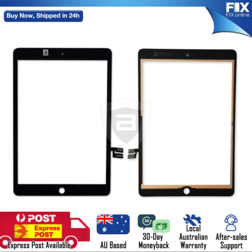 For iPad 7 10.2 White Digitizer Front Glass Touch Screen Assembly Replacement AU