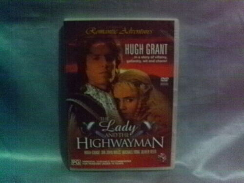 The Lady And The Highwayman, DVD