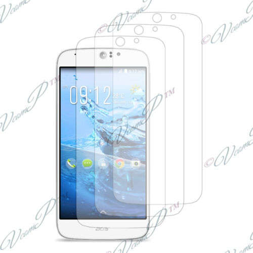 Accessories Lot Pack Protective Films High Quality for Acer Liquid Jade Z