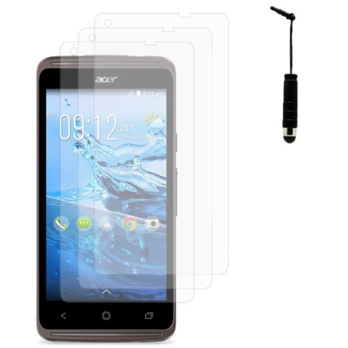 Lot/Pack Protective Films Protection Acer Liquid Z410+Stylus