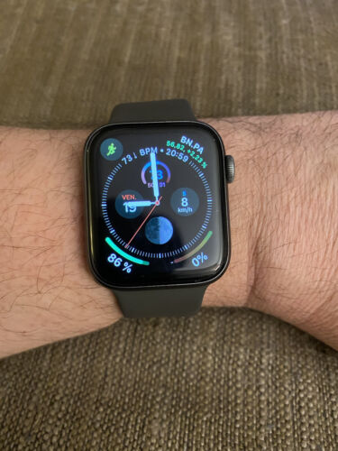 apple watch series 4 44mm cellular Space Gray (gps+cel)