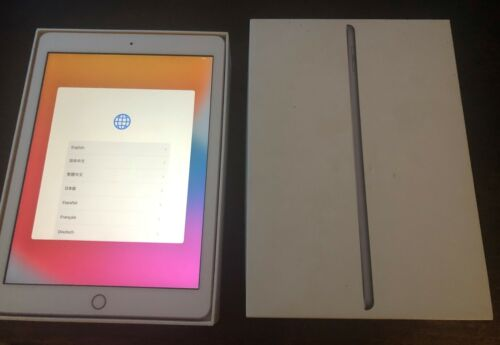 APPLE IPAD 6TH GEN WIFI ONLY 32GB ROSE GOLD A1893