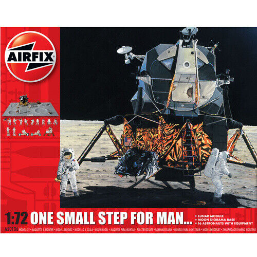 AIRFIX ONE STEP FOR MAN