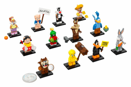 LEGO 71030 - Serie Looney Tunes Completa - All 12 Minifigures PREORDER May 2021
