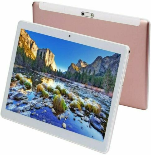 10.1inch WiFi Tablet PC 10Core Android 9.0 Tablet 64GB GPS Dual SIM Camera Gifts