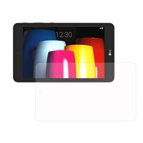 2x Lg G Pad IV 8.0 Armor Foil Glass Protective Glass 9h Tempered Film Display