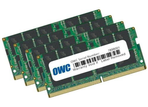 New OWC memory 2666MHz DDR4 SO-DIMM PC4-21300 260 Pin Single Module for Apple