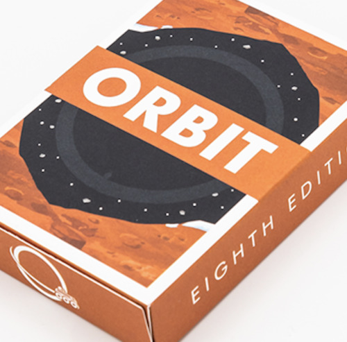 Orbit V8 Playing Cards - LIMITED EDITION