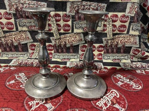 GIBSON PATTERSON SAMPLE CANDLE STICK HOULDERS