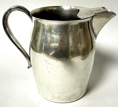 Vintage Paul Revere F.B. Rogers Silverplate Reproduction 7504 Water Pitcher