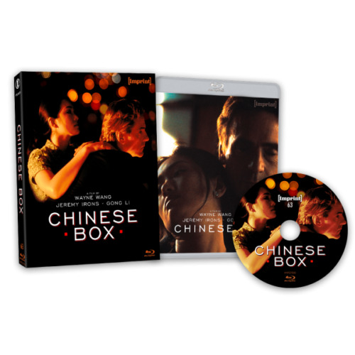 CHINESE BOX Blu-Ray Imprint Limited Edition New/Sealed