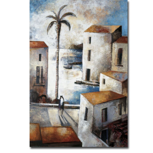 Contraluz by Didier Lourenco Gallery-Wrapped Canvas Giclee Art (24 in x 16 in)