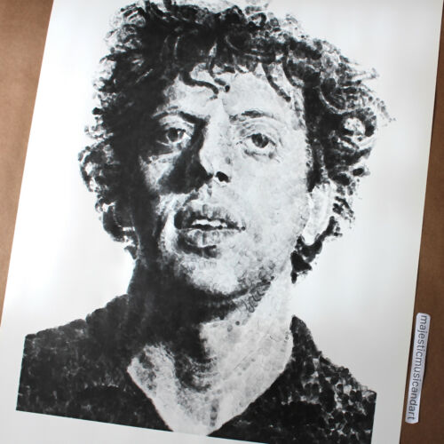 ORIGINAL 1981 PACE EDITIONS CHUCK CLOSE WHITNEY EXHIBITION LITHOGRAPH POSTER