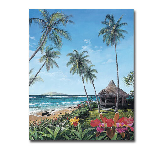 Maui Morning by Westmoreland Gallery-Wrapped Canvas Giclee Art (30 in x 24 in)