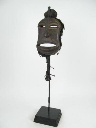GothamGallery Fine African Art - DRC Hemba Mask