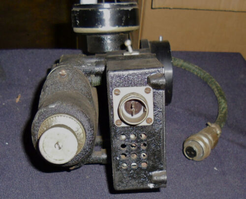AKELEY 35MM MOTION PICTURE CAMERA MOTOR VARIABLE SPEED