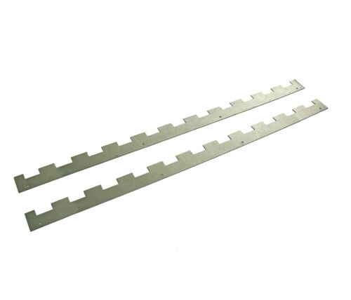 Hive Parts Castellated Frame Spacers Holding 11 Frames x 12