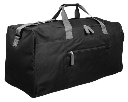 Mens Extra Large Travel Holdall Bag TRAVEL WORK LEISURE SPORT DUFFLE LUGGAGUE