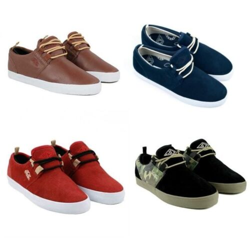 Fallen Shoes Capitol Jack Curtin USA SIZE Skateboard Sneakers