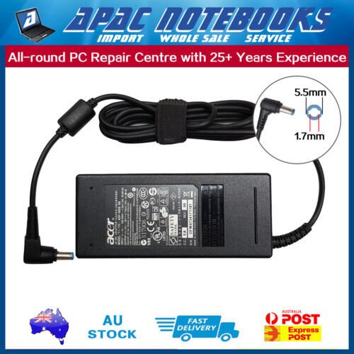 Genuine Power AC Adapter Charger for Acer TravelMate P633-V-6630