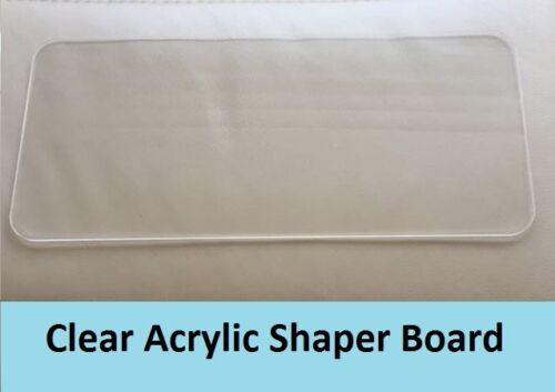 Clear Acrylic Plastic Base Shaper Board for designer bag to fit Bayswater