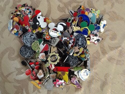 Disney Trading Pins lot of 100 1-3 Day Shipping 100% tradable no doubles