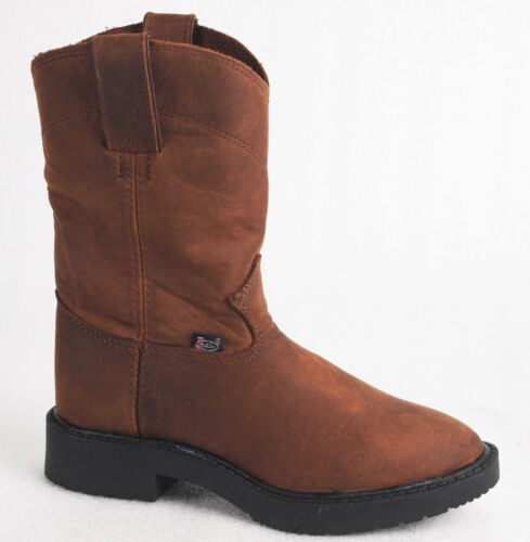 Justin 4782 Kids Western Boots