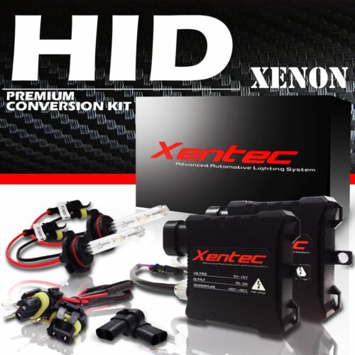 9006 9005 HID XENON KIT Headlight Conversion Slim Ballast H11 H4 White 6000k 6k <br/> Also H1 H3 H7 H10 H13 9004 9007 9012 9145 5202 880 D2S