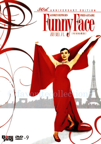 Funny Face (1957) - Audrey Hepburn, Fred Astaire - DVD NEW
