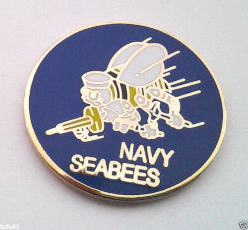 Current Militaria (2001-Now) US NAVY LOGO WITH WREATH