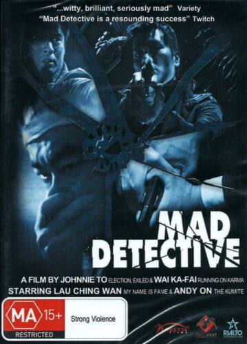 Mad Detective - Action / Crime / Thriller - NEW DVD