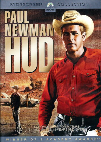 Hud - Action / Adventure / Fighting / Drama - Paul Newman - NEW DVD