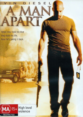 A Man Apart - Action / Crime / Mystery / Thriller - NEW DVD