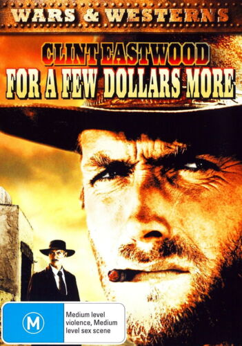 For A Few Dollars More - NEW DVD
