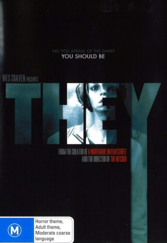 They - NEW DVD