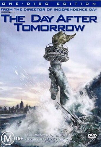 The Day After Tomorrow - NEW DVD