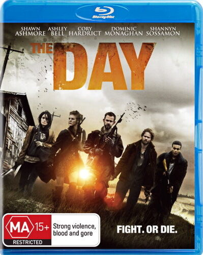 The Day - Action / Horror / Violence - Shawn Ashmore - NEW Blu-Ray