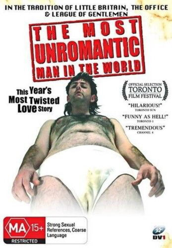 The Most Unromantic Man In The World - Comedy - NEW DVD